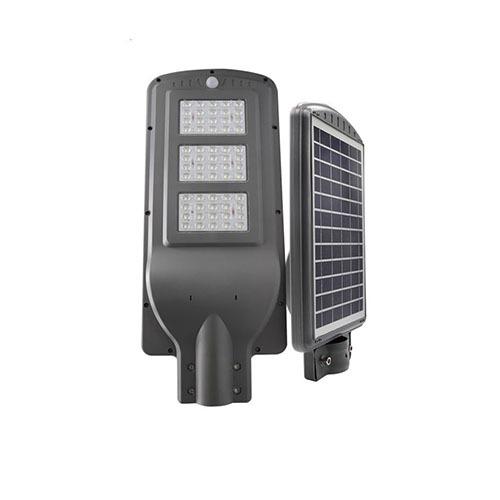 04 LED Solar Street Light 60W 6500K