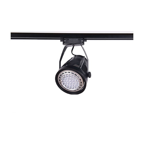 14 40W PAR30 LED Track Light Black Iron Body Spot only