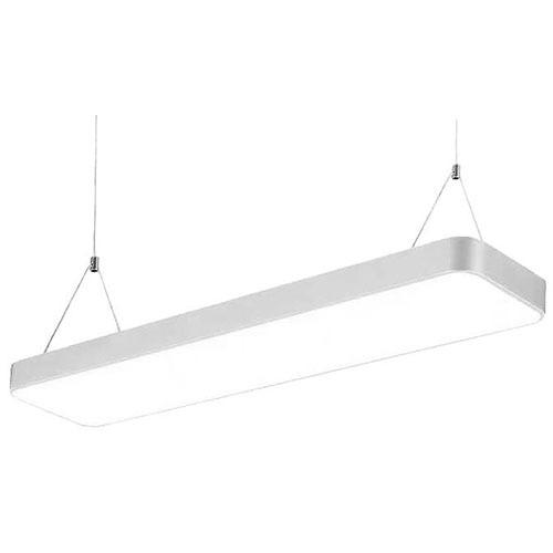 23 Office Light Led 4ft Double 48W White Greengo