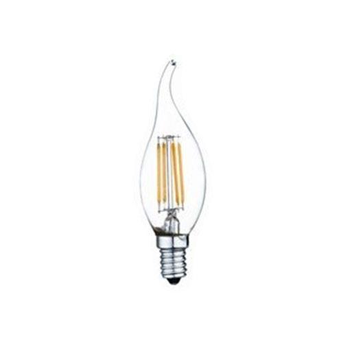 43 4W LED Filament Tailed Bulb E14 Warmwhite