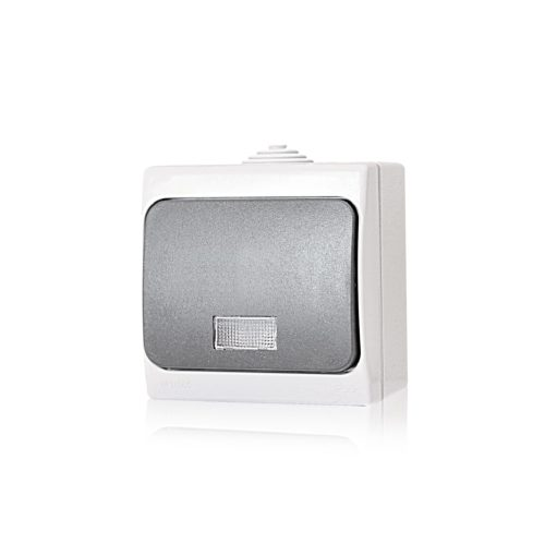 press switch surface etanche lumineux ingelec