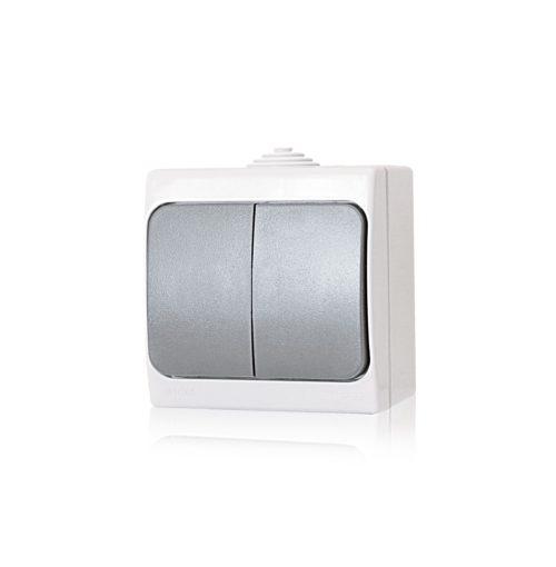 switch double surface etanche ingelec 1