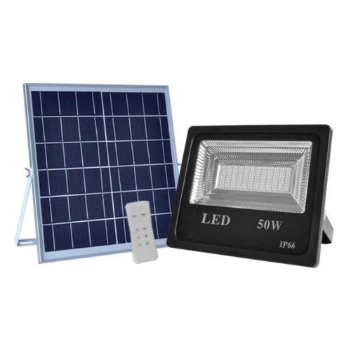 solar rgb floodlight 50w